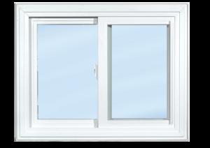 WC-300 Classic Single Lift Out Slider Window