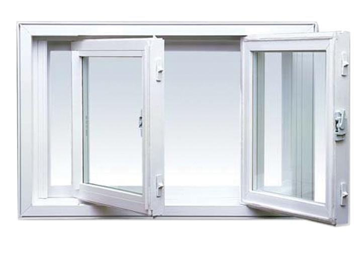 WC-250 Classic Double Slider Window