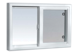 WC-325 Classic Single Lift Out Slider Window