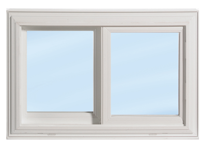 WC-350 Classic Double Lift Out Slider Window
